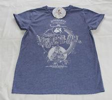 Harry Potter Ladies Hogwarts Yule Ball Printed Short Sleeve T Shirt Size M New