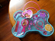 Dora And Friends Nickleodeon Doggie Day 13 Piece Hair And Jewelry Accessory Set