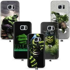 Incredible Hulk Avengers Marvel Case Cover Samsung Galaxy S20 S10 S9 S8 S7 Huawe