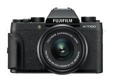 Fujifilm X-t100 Cámara digital XC 15-45mm OIS kit de lente negro