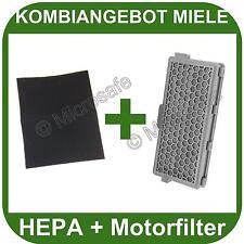 HEPA Filter + Motorfilter für Miele S771 - S2121 / S 771 Tango S 2121
