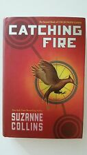 Catching Fire Hardcover 1st Edition 2009  Hunger Games Book 2 of Trilogy