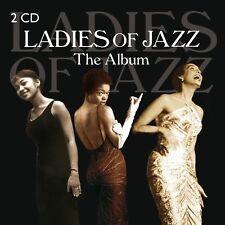 Ladies Of Jazz - The Album   2 CD Set NEU OVP