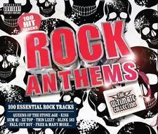 Rock Anthems - The Ultimate Collection by Various New Music CD