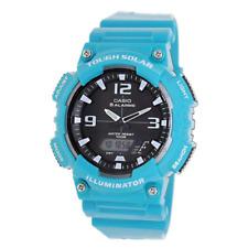 Casio Tough Solar Analog-Digital AQ-5810WC-3AVDF Sky Blue Watch