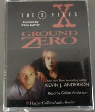 Gillian Anderson, Kevin Anderson The X Files: Ground Zero tapes