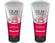 Olay: (2) Regenerist Anti Aging Cream Cleanser Cleanse  5.0 oz