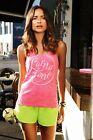Stylish Lorna Jane Womens Relaxed-fit Tank Top Yoga Dance Singlet Vest Size XS-L