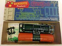 HO scale Hooker Tank Car Kit