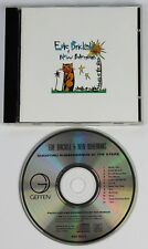 EDIE BRICKELL Shooting Rubberbands At The Moon CD album Eu 1988 Geffen (Disc EX+