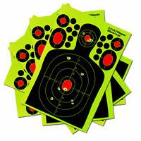 "Hunting Training Target Paper Self-Adhesive Shooting Gun Target Paper 12""  20"""