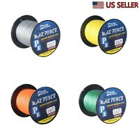 PE Braided Fishing Line 4 Strands Super Strong Japan Multifilament 500m line US