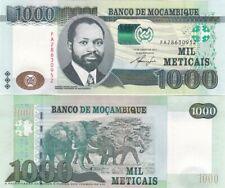 Mozambique - 1000 Meticais 2011 UNC P. 154 Lemberg-Zp