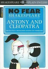 Antony and Cleopatra by William Shakespeare and SparkNotes Editors (2006,...