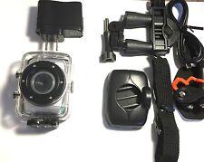 Vivitar DVR 783HD HD Waterproof Action Video Camera Camcorder