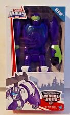 "Transformers Playskool Heroes Rescue Bots 12"" Blurr New MISB"