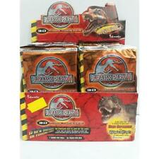 Jurassic Park III Inkworks 2001 Trading Cards -Single Packet-