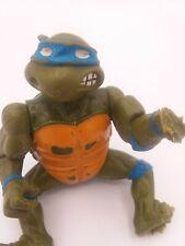 TMNT 1988 Teenage Mutant Ninja Turtle Leonardo Action Figure Parts / Repair Only