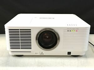 Mitsubishi WD8700U 7300-Lumens 2800:1 DLP Projector (Lamp Hours: 1247H/1252H)