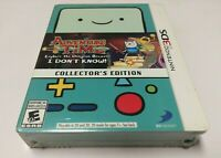 Adventure Time: Explore the Dungeon Because I Don't Know -- Collector's...