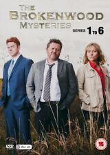 The Brokenwood Mysteries Season 1 2 3 4 5 6 Complete Series Collection DVD