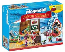 PLAYMOBIL Advent Calendar Santas Workshop 9264 Noël