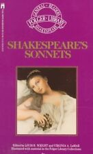 Shakespeares Sonnets (Folger Library General Read