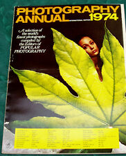 Photography annual 1974 International edition