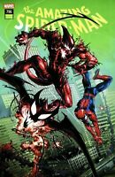 the AMAZING SPIDER-MAN #796 CLAYTON CRAIN EXCLUSIVE VARIANT RED GOBLIN NM 2019