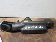 HOLDEN VE COMMODORE  2006 MDL AIR INTAKE PLENUM PIPE TUBE TO SUIT V6