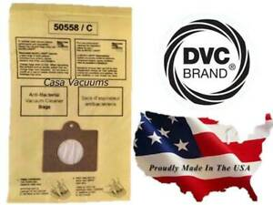 15 Vacuum Bags to fit Kenmore Canister Type C 5055 50557 50558 Q 50104 54321