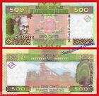 GUINEA 500 Francs francos 2012 Pick 39b SC / UNC