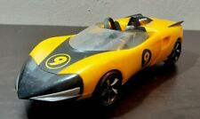 Speed Racer Racer X Vehicle Shooting Star Yellow Black Car W/ Missile