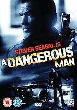 A Dangerous Man (DVD) Steven Seagal, Byron Mann, Hugo Steele, Jesse Hutch