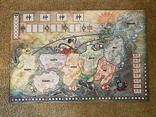 Rising Sun Kickstarter Exclusive XL Neoprene Playmat with Stitched Edges