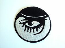 1x Kubrick Clockwork Orange Patches Embroider Cloth Applique Badge Iron Sew On