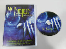 MR. VAMPIRE EL SEÑOR DE LOS VAMPIROS DVD MR + EXTRAS ESPAÑOL CANTONES TERROR