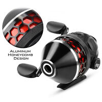KastKing Brutus 4.0:1 Gear Ratio Spincast Fishing Reel with 10LB Fishing Line US