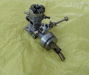 ENYA 15 Mk-III VINTAGE R/C Marine Engine,Complete with Flywheel,Drive Couplings