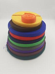 15 MM polypropylene webbing strapping bags straps nylon tape