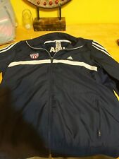 Official U.S. Squash National Team Jacket USA Adidas Climacool  New without tag