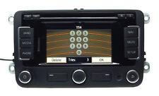 22VW Radio navigation system RNS315 NAR Volkswagen USA cam. plug Bluetooth eb504