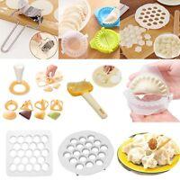 Dumpling Mould Maker Dough Press Ravioli Pie Pastry Maker Tool Kitchen Gadgets