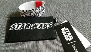NWT Loungefly Star Wars storm trooper Cardholder Card Holder ID Wallet