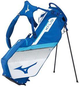 MIZUNO K1-L0 Stand caddy bag 5LJC202900 New 9 47 inch White/Blue