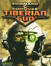 Command And Conquer Tiberian Sun NEW Sealed FULL UK Version