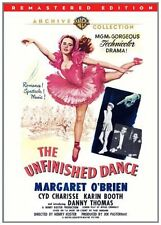 THE UNFINISHED DANCE (1947 Margaret O'Brien) Region Free DVD - Sealed