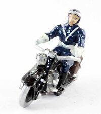 MOTO GENDARMERIE ALUDO / jouet ancien