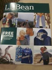 LL BEAN L.L. BEAN LATE SUMMER 2015 CATALOG BRAND NEW