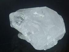 cristalloterapia QUARZO IALINO PUNTA NATURALE  A+ minerale roccia depuratore bio